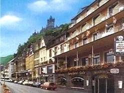 Homepage Burg-Hotel, Cochem
