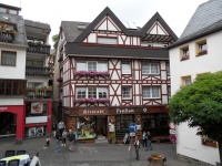 Homepage Café Pension Becker, Cochem