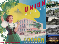 Homepage Union Hotel, Cochem