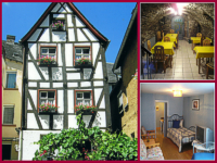 Homepage Pension Romantika, Cochem
