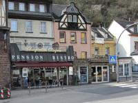 Homepage Pension Chapeau-Claque, Cochem