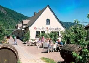 Homepage Familienweingut Rademacher, Cochem