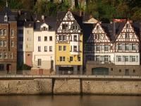 Homepage Pension Haus Burgfrieden, Cochem